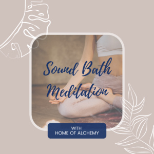 A magical afternoon of gong, mantra, meditation, essential oils, and sound healing. Let the transformational vibrations of sound take you on a meditative journey, along with visual guided mediation by Lea. We will be releasing blockages and stress, quieting the mind and reviving your heart and spirit.